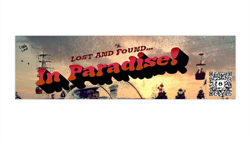 Lost & Found! Bumper Sticker