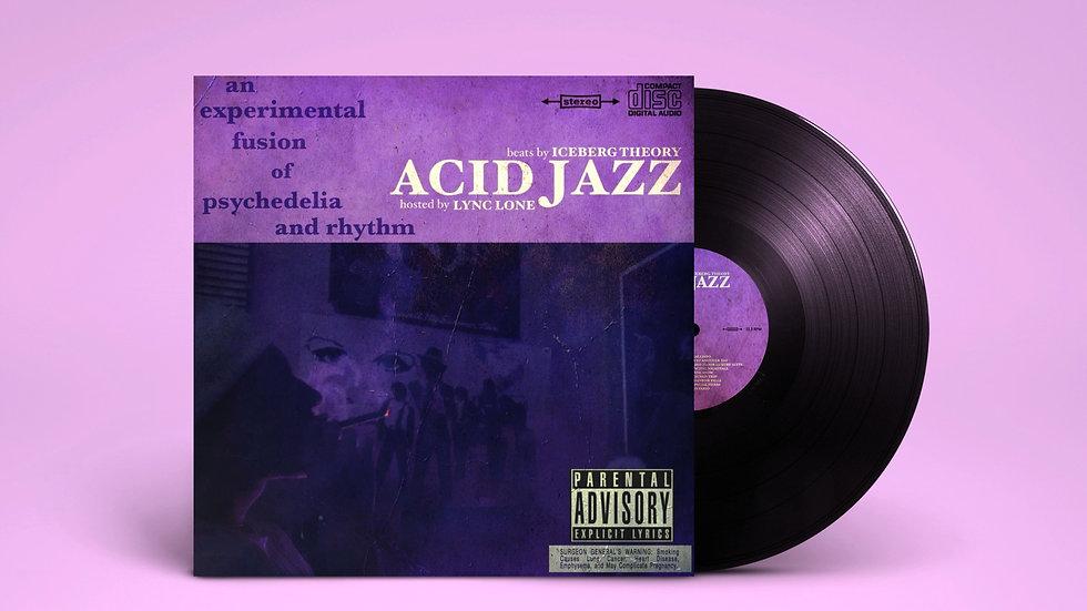"Acid Jazz 12"" Vinyl"