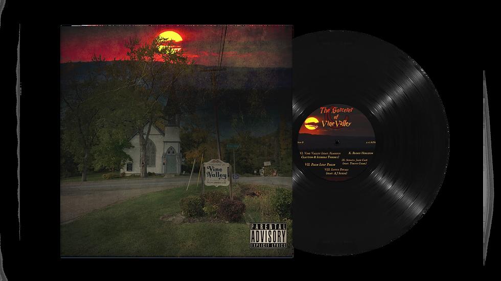 The Sorcerer of Vine Valley Vinyl