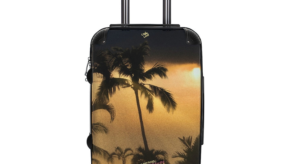 Lost & Found: In Paradise! Suitcase