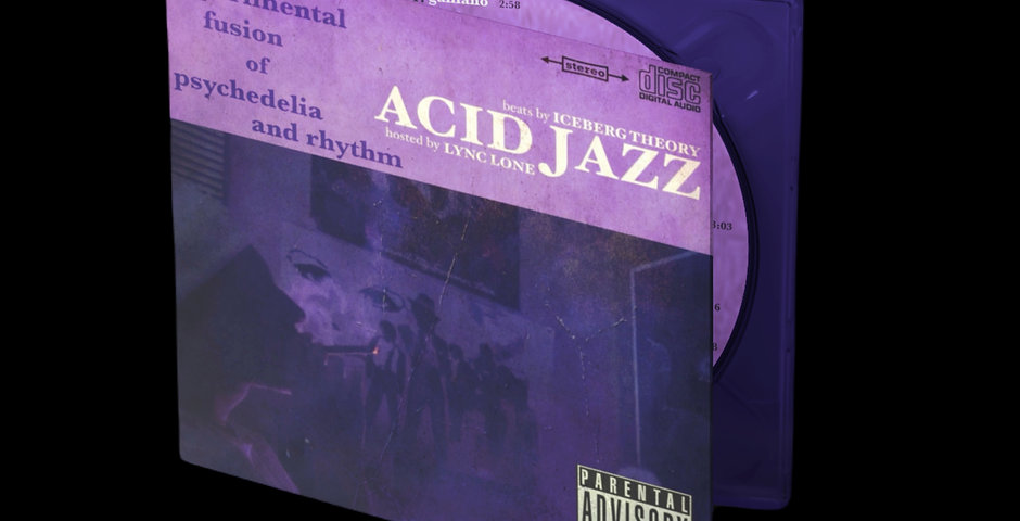 Acid Jazz Limited Edition CD