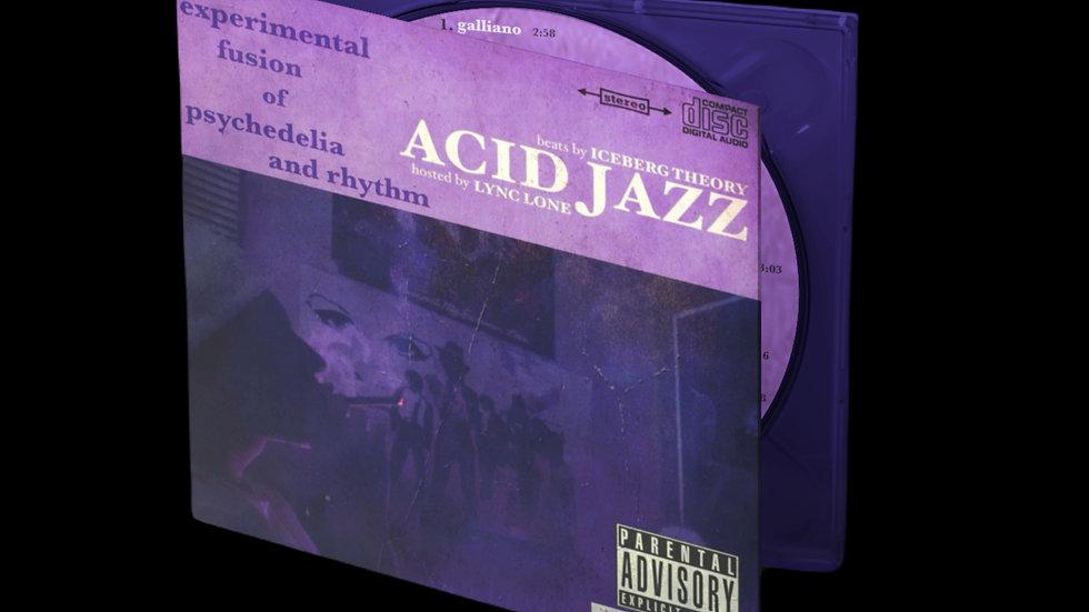 Acid Jazz Limited Edition CD