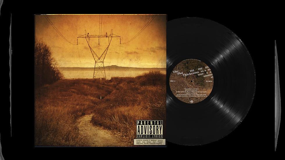 The Plot Thickens Vinyl