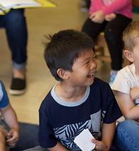 4-year-old class at ECC