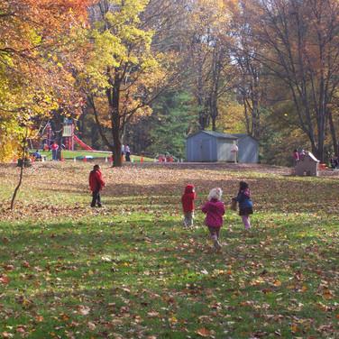 Fall at ECC