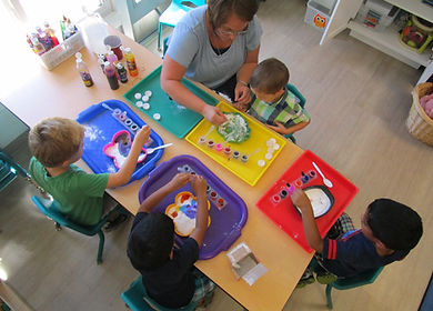 3-year-old classes at ECC
