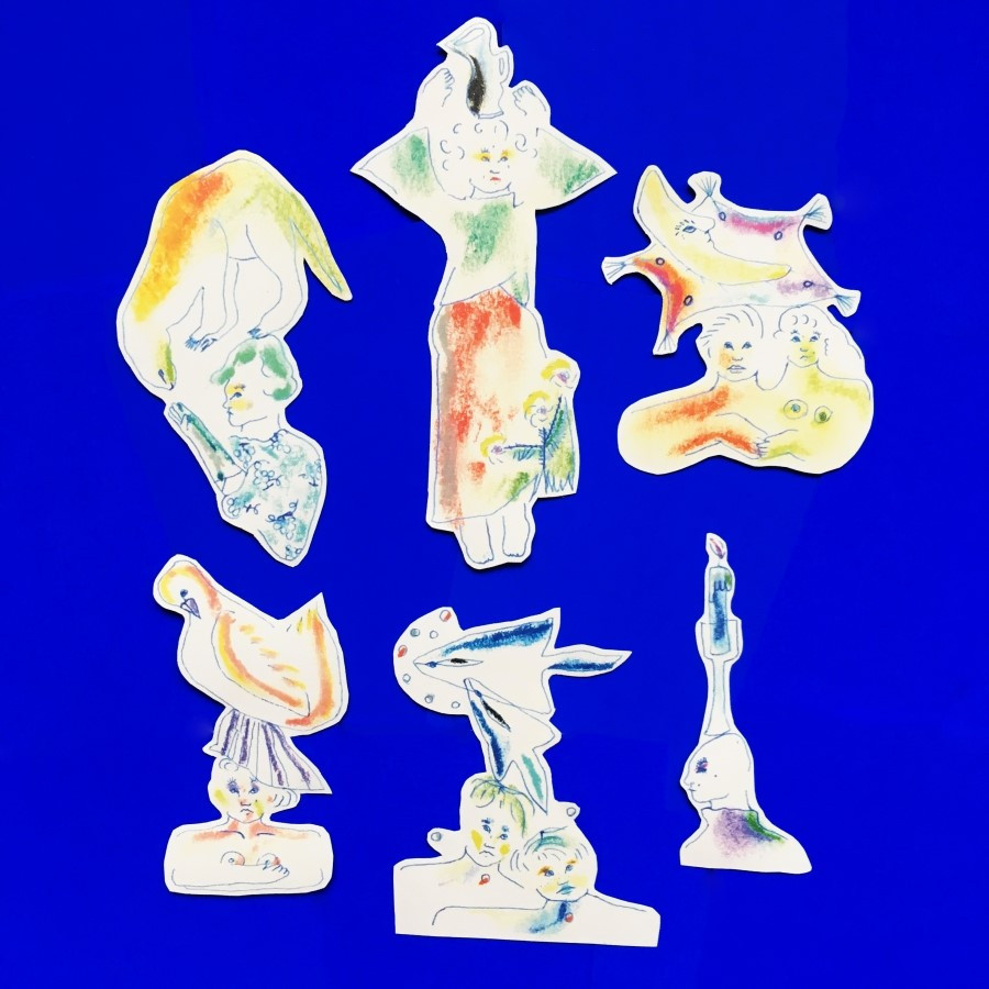 Perching On Your - Sticker (6pcs)