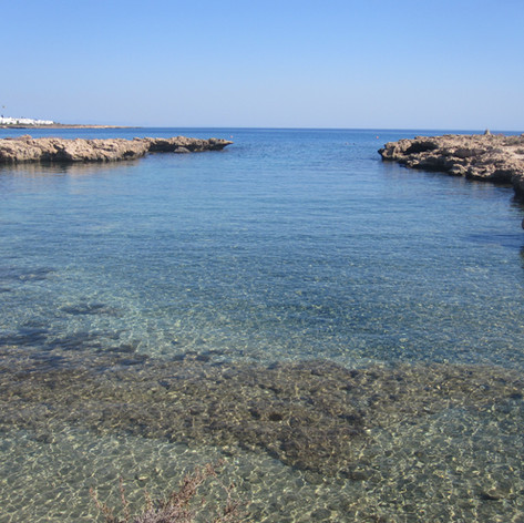 One of our Discover Scuba Diving Sites - Green Bay. Fantastic for beginners
