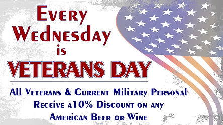 Wednesday is Veterans Day 111918.jpg