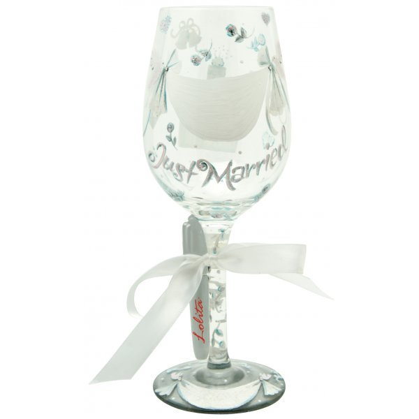 Lolita wedding glass