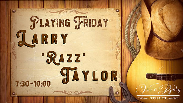 Playing Friday Larry Razz Taylor.jpg