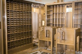 Custom Metal Cabinets - Venture Industrial Products, Inc.