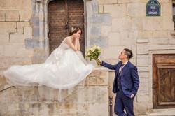 巴黎鐵塔 巴黎拍婚紗