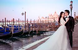 威尼斯婚紗