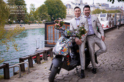 巴黎婚紗照 巴黎拍婚紗 巴黎鐵塔 巴黎旅拍 海外婚紗 巴黎婚照