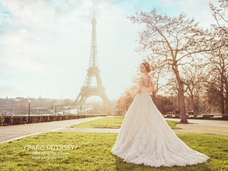來巴黎拍婚紗常見問題Q&A