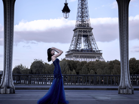 巴黎拍婚紗:景點攻略(1) 巴黎鐵塔-1