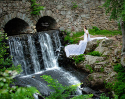 Rachel Gown ~ White