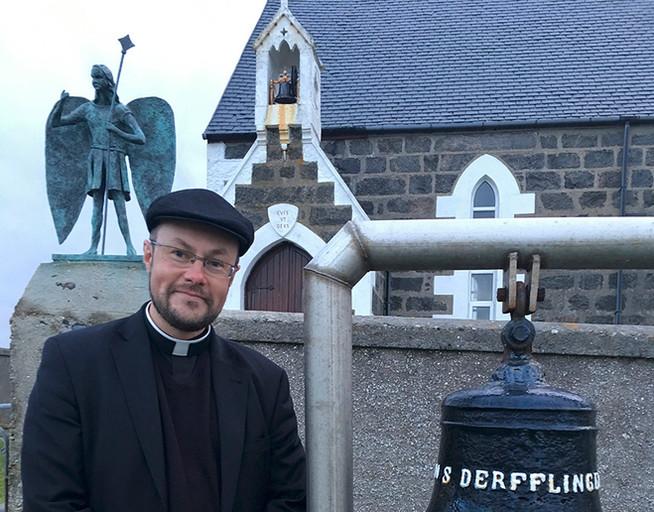 Derfflinger Bell in Eriskay