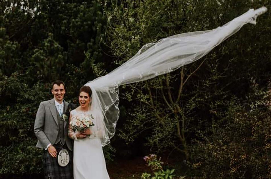 Wedding of Lisa Wilson and John Angus Reid 2018
