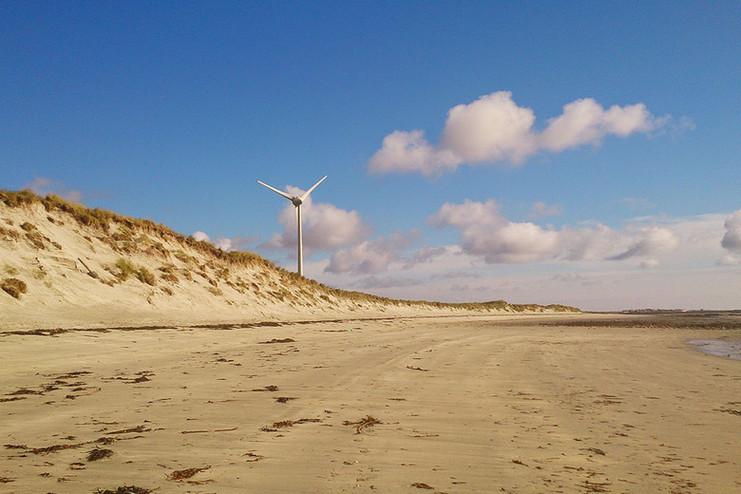 Lionacleit wind turbine