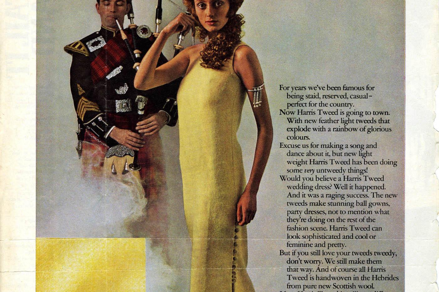 Advert - Ambassador magazine, Autumn 1971