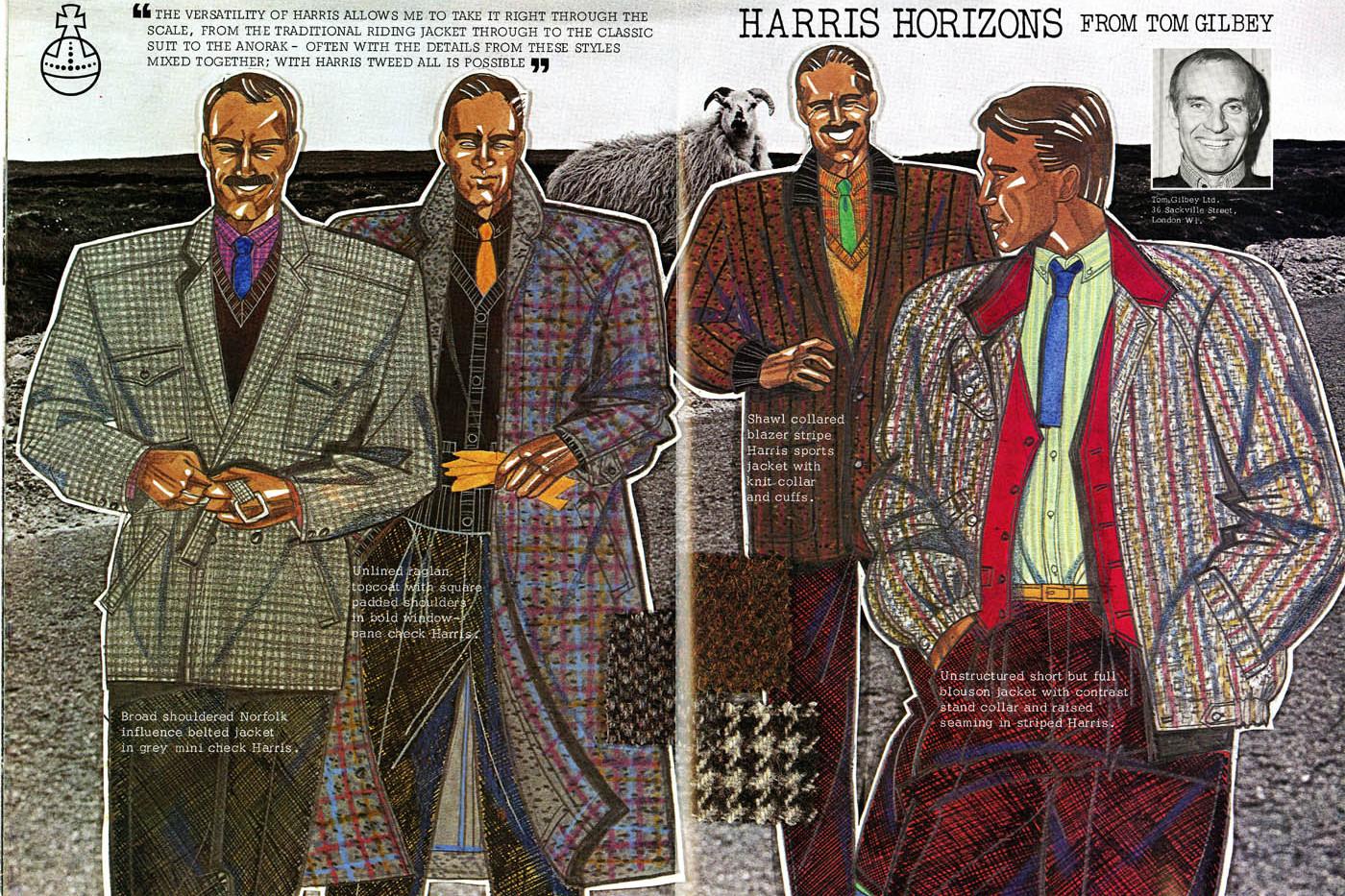 Harris Horizons Magazine