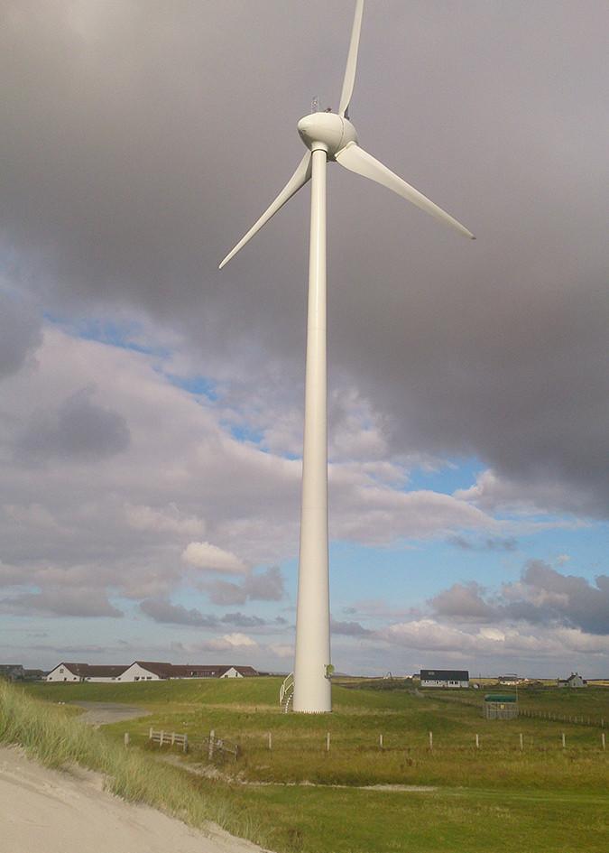 Lionacleit Windmill