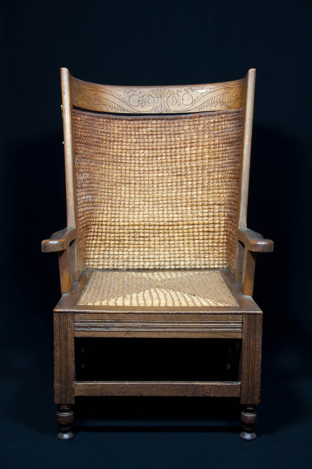 Orkney Arts & Crafts chair
