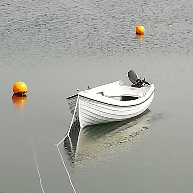 Restored boat
