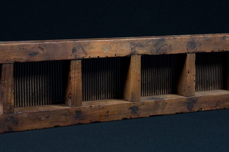 Wooden implement