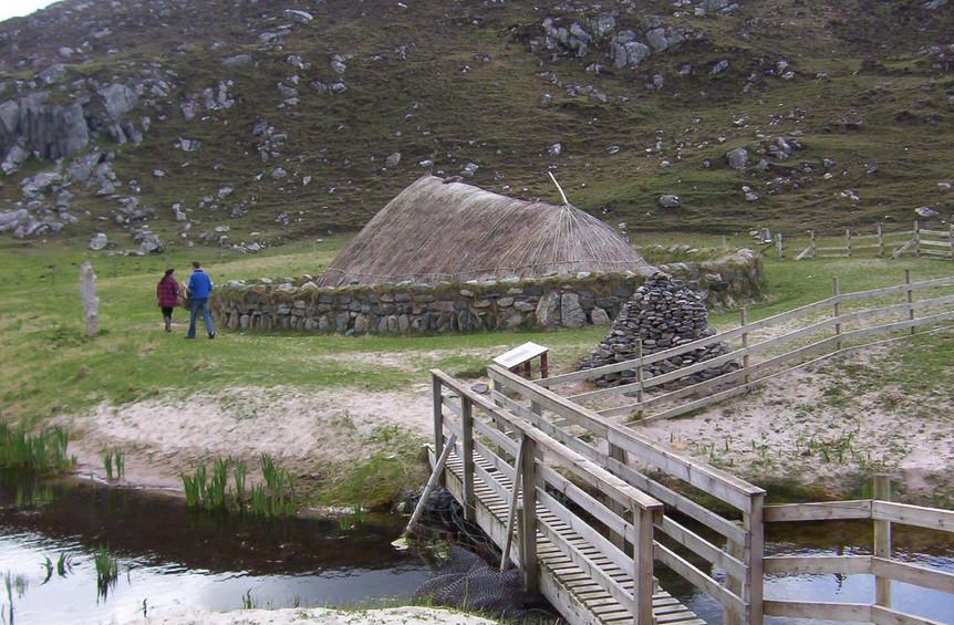 Island Other Restored Black house Berner