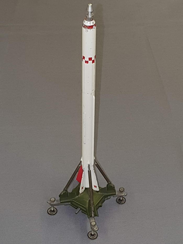 Model of Rapier Missile.