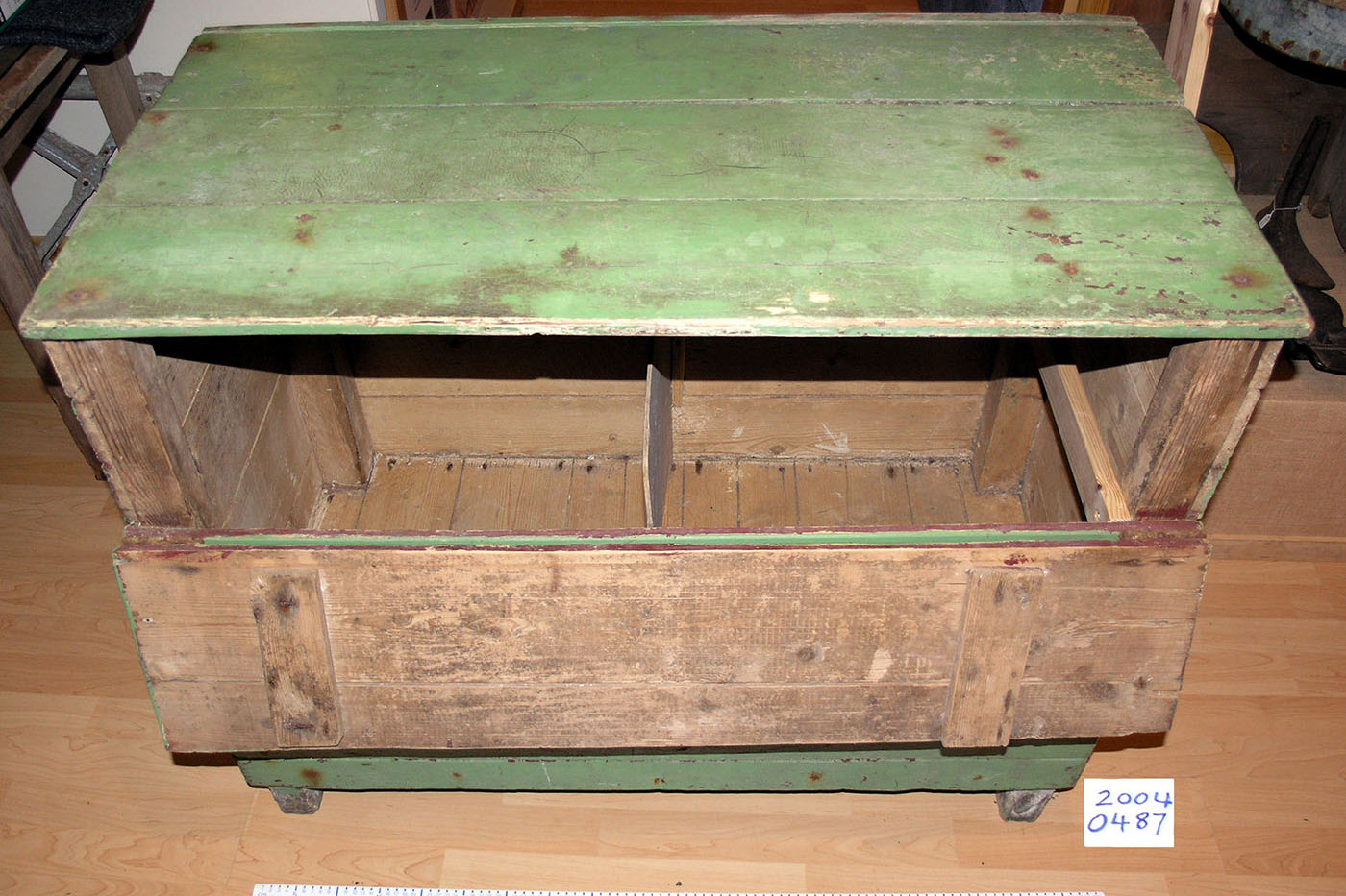 Meal chest, Outer Hebrides