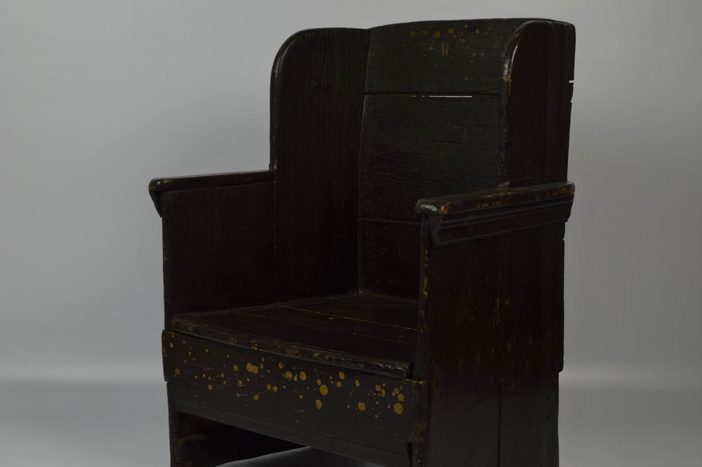 Tub chair, Outer Hebrides