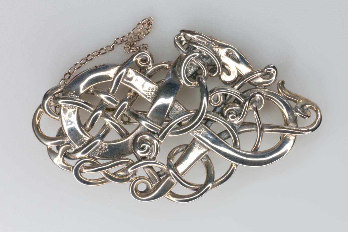 Pictish Symbol Inspired Contemporary Jewellery