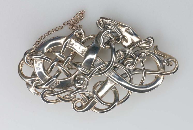Pictish Symbol Inspired Contemporary Jewellery