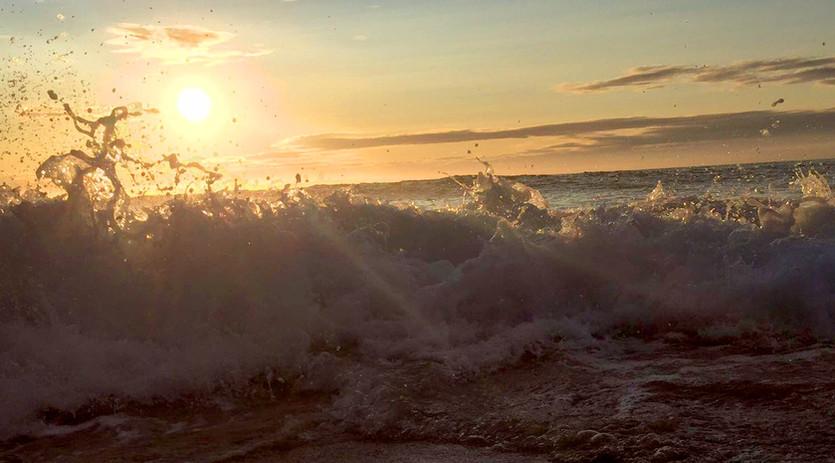 Waves at Eoropie