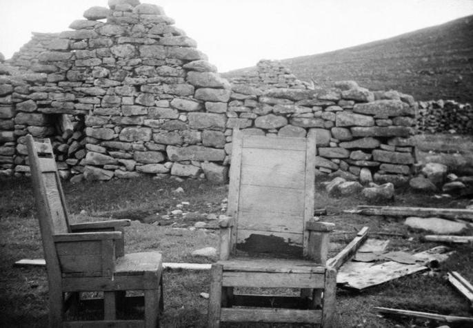 Fair Isle Chairs