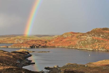 Loch Cromore Caros rainbow NY003.jpg