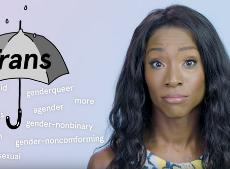 The History of 'Transgender' - Feat. Angelica Ross and them.