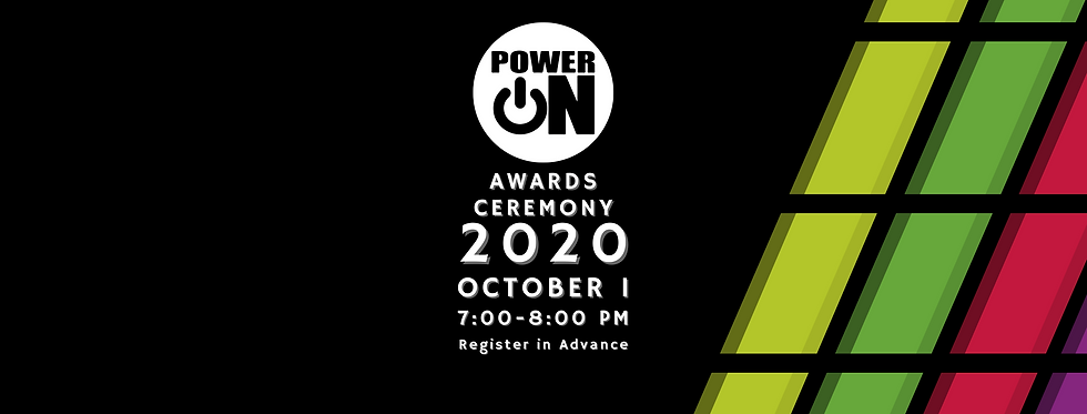 Copy of PowerOn Award Ceremony - Templat