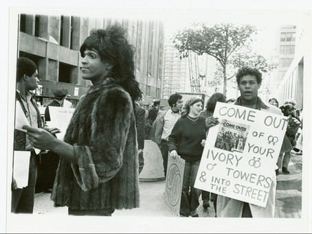 Marsha, Sylvia, Stormé: Black Queer and Trans People Made Stonewall Possible