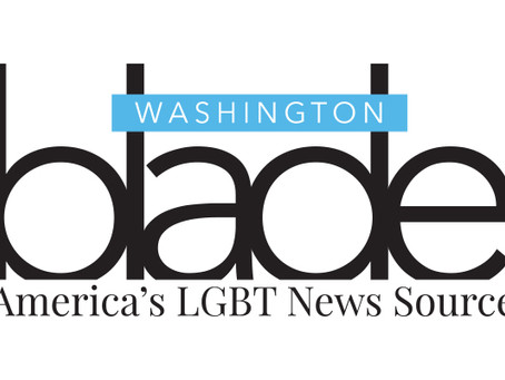 Washington Blade Publishes Op-Ed Co-Authored by LGBT Tech Dep. Director, Carlos Gutierrez