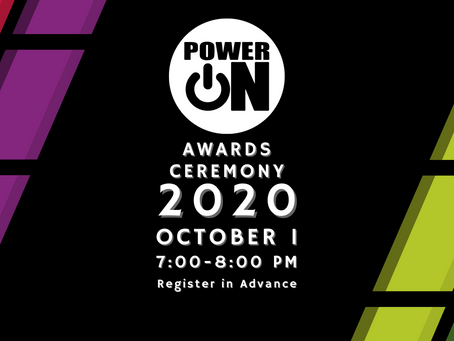PowerOn Celebrates with 2020 Virtual Award Ceremony