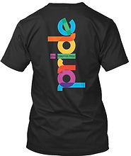 Vertical Pride Unisex V-Neck.jpeg