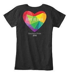 Love is Love Heart Womens Tee.jpeg