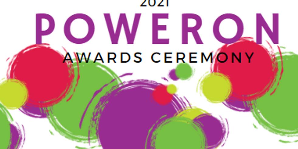 PowerOn Awards Ceremony 2021