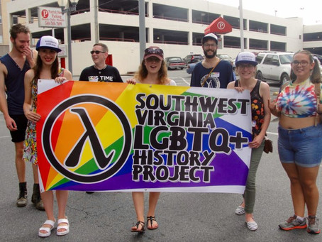 Queer In-State: The Southwest Virginia LGBTQ+ History Project
