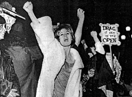 'Screaming Queens' before Stonewall: The Compton's Cafeteria Riot